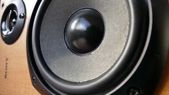 haut parleur audio pour home cinéma