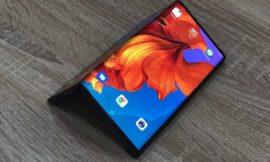 Le Smartphone Pliable : Nouvelle Tendance De 2019