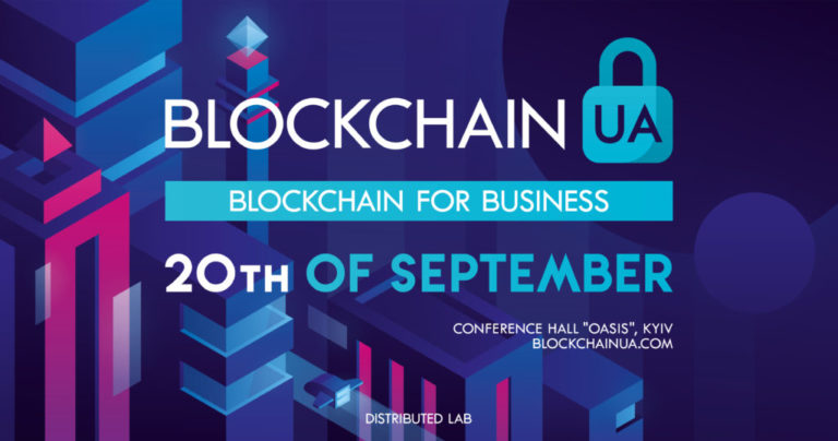 BlockchainUA 20 Septembre 2019