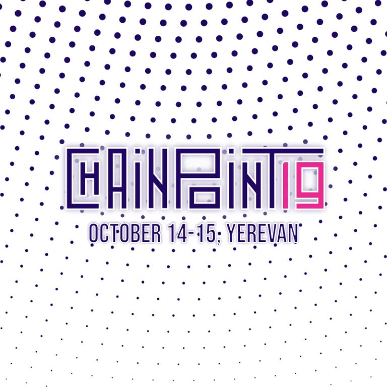 Conférence Chainpoint 19| Connecter Les Gens, Rendre L'avenir Visible.