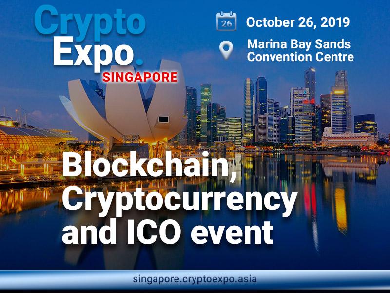 Crypto Expo Singapour 2019