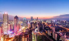 La Bourse De Shenzhen En Chine Émet L'indice Blockchain 50
