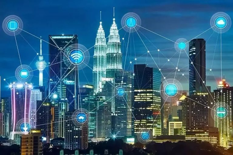 La Chine Anticipe La Création D'une Ville Décentralisée En Malaisie : La Ville Intelligente