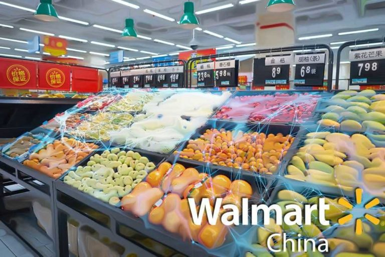 Walmart China et La BlockChain Thor De Vechain S'associe Pour Renforcer La Division De La Sécurité Alimentaire