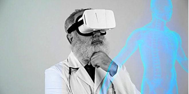 Comment La Réalité Virtuelle Pourrait Changer Le Secteur Des Soins De Santé