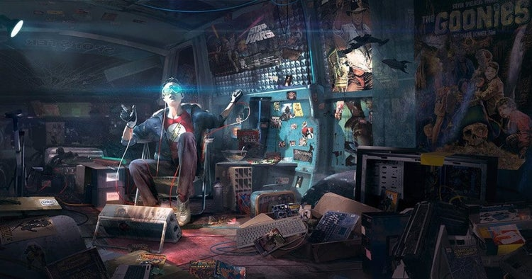 La Réalité Virtuelle Au Centre De « Ready Player One ».