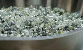Les Diamants Sur La Chaîne Des Blocs Par Alrosa, Tencent et Wechat