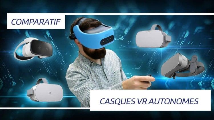 Vive Focus Et Oculus Santa Cruz – La Prochaine Génération De Rv ?